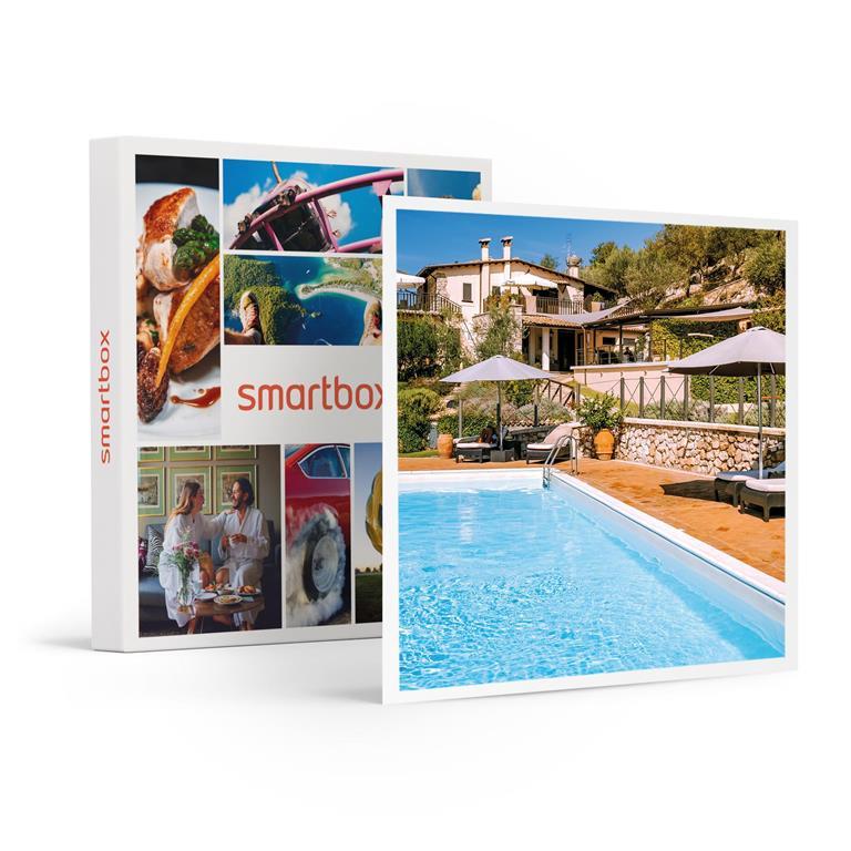 SMARTBOX - 2 giorni con relax in Toscana - Cofanetto ...