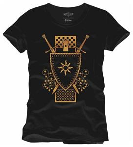 The Witcher T-Shirt For Nilfgaard M