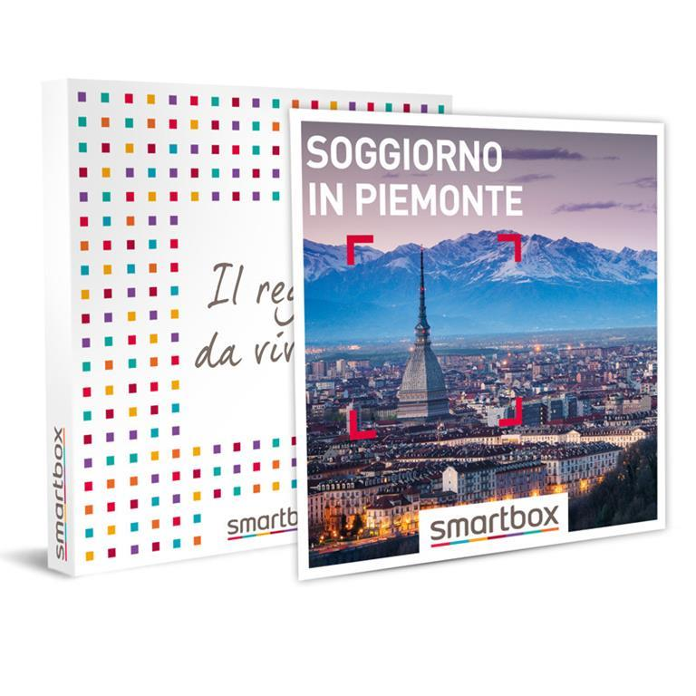 SMARTBOX - Soggiorno in Piemonte - Cofanetto regalo - 66 ...