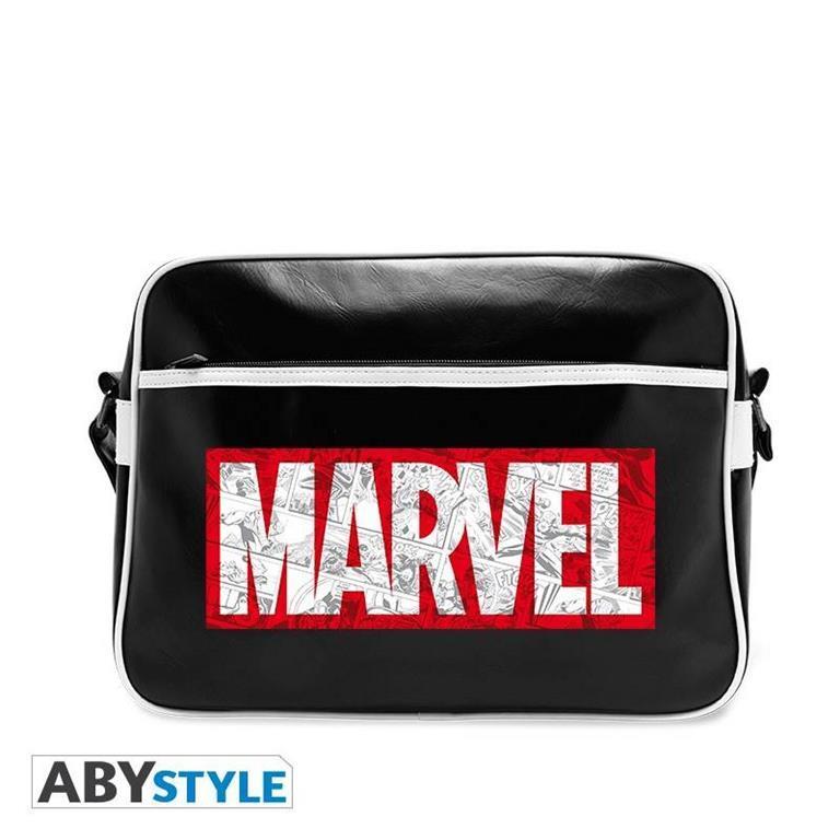 bb50c09410 Marvel. Messenger Bag Marvel. Borsa Tracolla In Vinile - - Idee ...