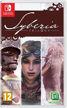 Activision Switch Syberia Trilogy