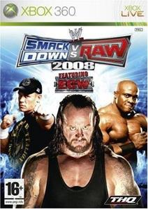 Smackdown Vs Raw 2008 Highflyer Edition - XONE