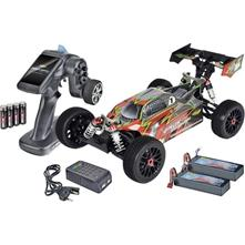 Automodello Carson Modellsport Virus 4.1 4S Brushless 1:8 Buggy Elettrica 4WD 100% RtR 2,4 GHz incl. Batteria,