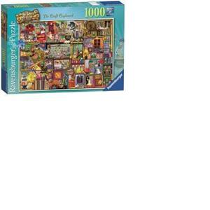 The Craft cupboard Puzzle 1000 pezzi Ravensburger (19412) - 2