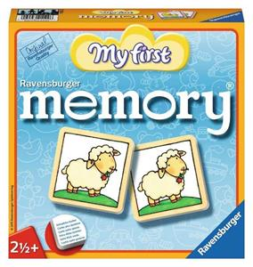 My first memory Ravensburger (21129)
