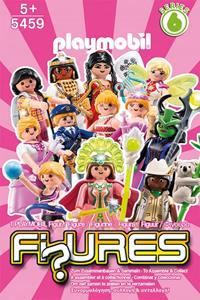 Playmobil. Figures Girls Serie 6 (5459)
