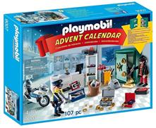Calendario Avvento Playmobil.Playmobil Calendario Avvento Ladro