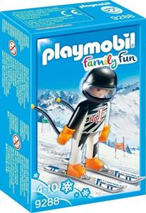 Playmobil 9288. Family Fun. Sciatore - 6