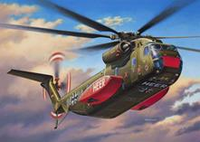 Revell CH-53 G Heavy Transport Helicopter 1:144 Kit di montaggio Aeromobile ad ala rotante