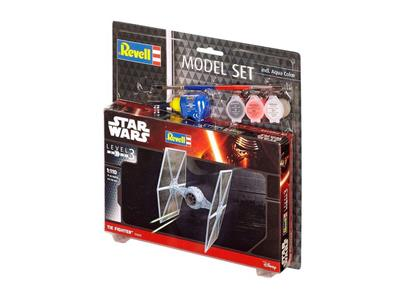 Modellino 1/52 Model Set Tie Fighter Revell