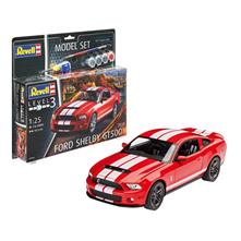 Modellino Auto Model Set 2010 Ford Shelby Gt500