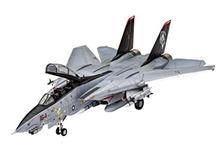 F-14D Super Hornet Tomcat Fighter Plastic Kit 1:72 Model RV03960