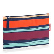 Reisenthel Pochette Case 1 Collection #5 Artist Stripes Accessori Donna