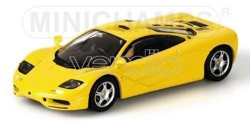 Pm530133436 Mc Laren F 1 Gtr Road Car 1.43 Modellino Minichamps