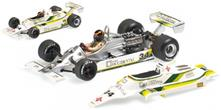 Williams Ford Fw07 Emilio De Villota Spanish Gp 1980 1:43 Model RIP400800034