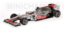 Pm530101801 Mc Laren J.Button 2010 1.18 Modellino Minichamps