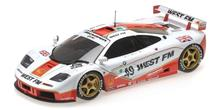 McLaren F1 Gtr West Competition Nielsen Mass Bscher 24h Le Mans 1995 1:18 Model RIP530133549