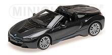 Bmw I8 Roadster I15 Grey Metallic 2017 1:18 Model RIP155027030
