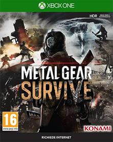 Metal Gear Survive - XONE