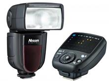 Flash Nissin Di700A + Commander Air 1