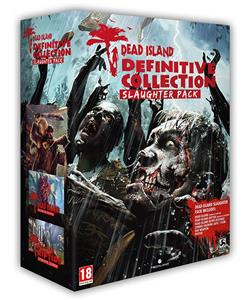 Dead Island Definitive Coll. - Slaughter - PS4 - 2