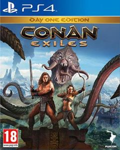 Conan Exiles Day One Edition - Playstation4