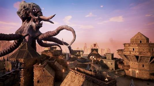 Conan Exiles Day One Edition - Playstation4 - 5