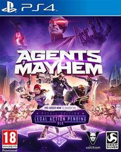 Agents of Mayhem - PS4 - 3