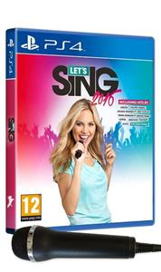 Let's Sing 2016 (include microfono)