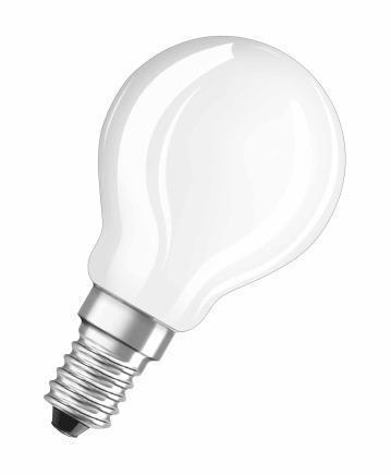 Lampade Ad Induzione Osram.Osram Rf Cl P P45 Lampada Led Bianco Caldo 4 W E14 A