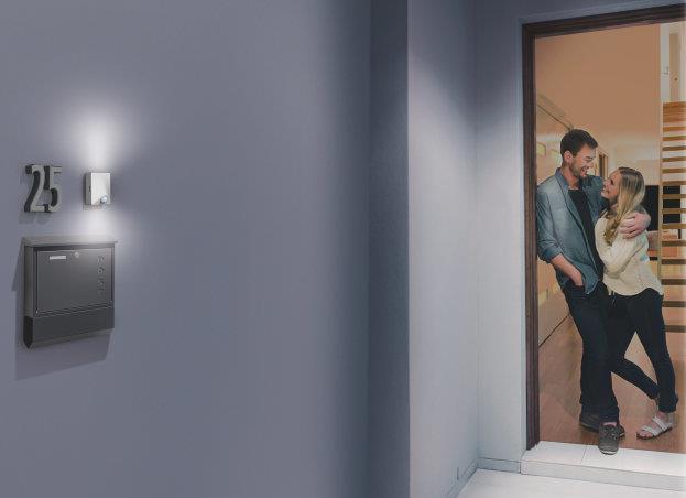 Osram door led updown illuminazione da parete adatto per uso