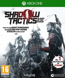 Shadow Tactics: Blades of the Shogun - XONE