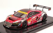Audi R8 LMS Ultra #21 26th Super Gt 300 2013 A. Tsuzuki / R. Lyons 1:43 Model EB44931