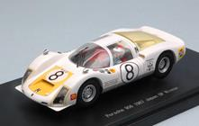 Porsche 906 #8 Winner Japan Gp 1967 T. Ikuzawa 1:43 Model EB45344