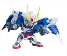 Legend Bb 00 Gundam Raiser 10 Cm Model Kit Action Figure
