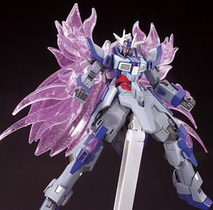 Model Kit Gundam Hgbf Denial Gundam Sc 1/144 Gunpla