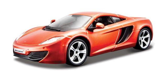 Mc Laren Mp4-12C. Scala 1:24