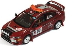 Ram449 Mitsubishi Lancer Evo X N.00 Rally Japan Safety Car 1.43 Modellino Ixo Model