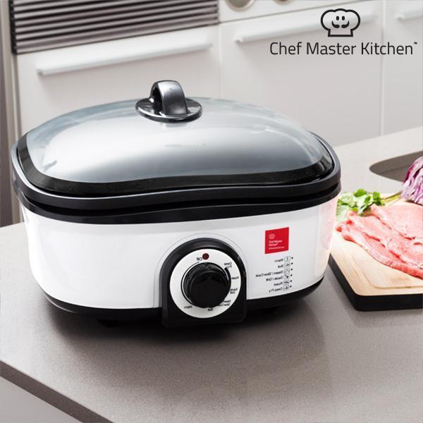 Robot Da Cucina Con 6 Programmi Di Cottura Quick Cooker - Import ...