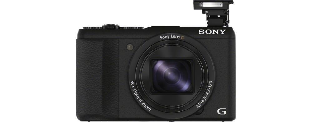 c88931b6fa Fotocamera compatta Sony Dschx60B 20.4MP Zoom Ottico 30X Nero - Sony ...