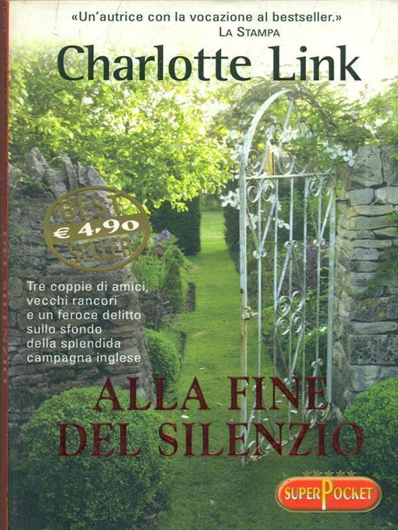 Alla Fine Del Silenzio Charlotte Link Libro Superpocket Ibs