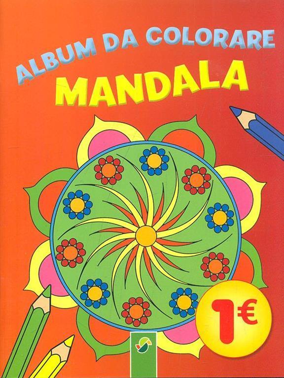 Album Da Colorare Mandala Libro Schwager Steinlein Ibs