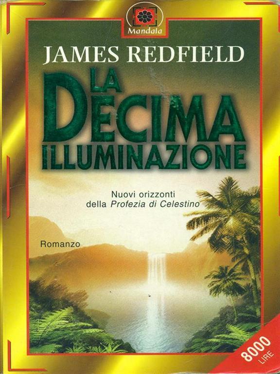 libro decima illuminazione james