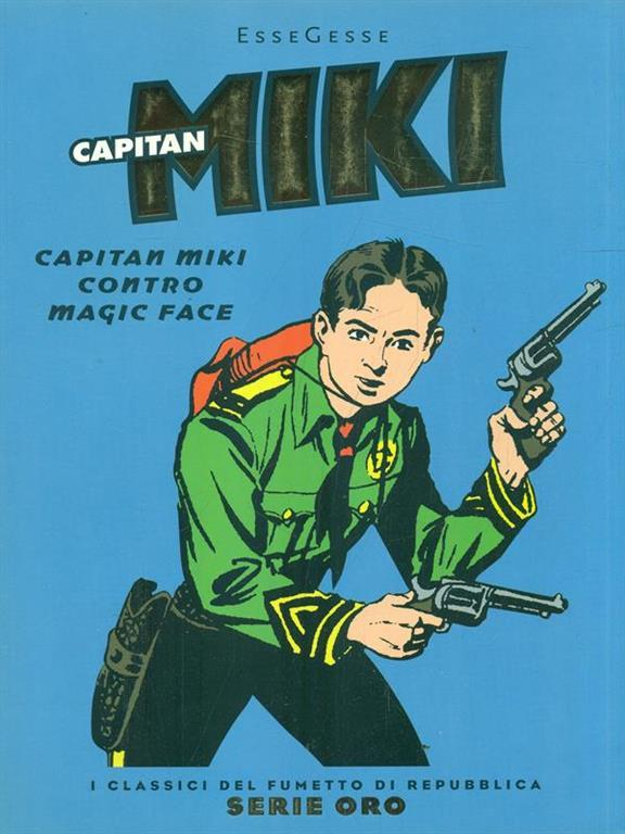 Risultati immagini per Capitan Miki
