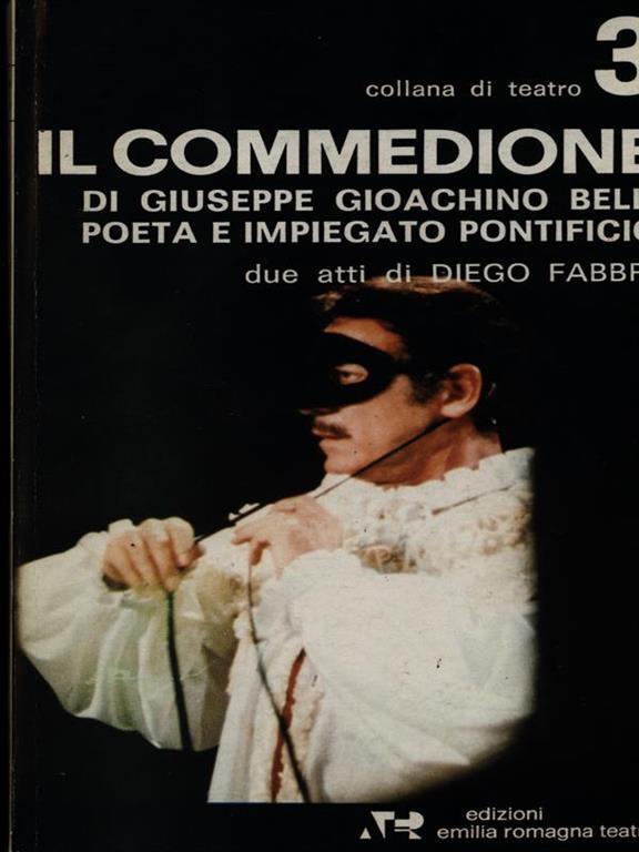 Il commedione - Diego Fabbri - Libro - Ater Associati - collana di ...