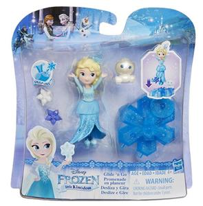 Frozen Small Doll Elsa pattinatrice - 2