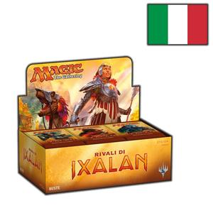 Magic the Gathering. Rivals of Ixalan Booster Display 36 Packs . IT - 2