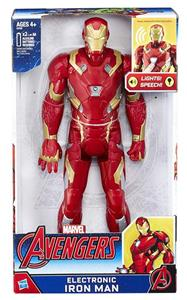 Figure Iron Man Elettronico - 6