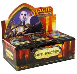 WOTC Magic Patto delle Gilde display 36 buste (IT)