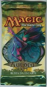 WOTC Magic Aurora busta 15 carte (IT)